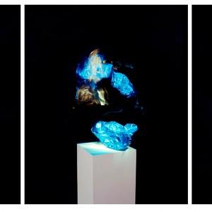 """BGFT no.3"", 2013, triptych, each ca. 110x90cm, C-Print analog, 2+1 AP"