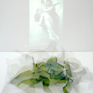 """""""Cupid and Psyche I"""", 2010, ca. 160x116cm, C-Print, 2+1 AP"""