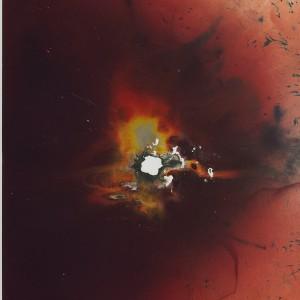 """Eyedigger"", 2014, ca. 250x180cm, colorphotogram-scan/Fine Art Print, 2+1AP / 110x80cm, 50+1AP"