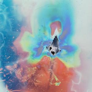 """Lollysword,"" 2014, ca. 250x180cm, colorphotogram-scan/Fine Art Print, 2+1AP / 110x80cm, 50+1AP"