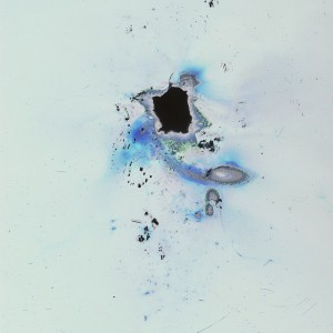 """P-70-Ametist"", 2014, ca. 250x180cm, colorphotogram-scan/Fine Art Print, 2+1AP / 110x80cm, 50+1AP"