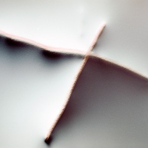 """REL II no.4"", 2013, ca. 90x110cm, photogram on colorfilm/C-Print, 2+1 AP"
