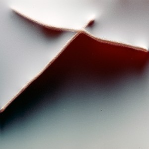 """REL II no.40"", 2013, ca. 90x110cm, photogram on colorfilm/C-Print, 2+1 AP"