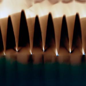 """SAW no.5"", 2013, ca. 70x180cm, photogram on colorfilm/lambdaprint, 2+1 AP"