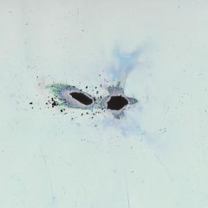 """SCAR-L-Black,"" 2014, ca. 180x250cm, colorphotogram-scan/Fine Art Print, 2+1AP / 80x110cm, 50+1AP"