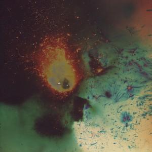 """""""Turquoise""""r, 2014, ca. 250x180cm, colorphotogram-scan/Fine Art Print, 2+1AP / 110x80cm, 50+1AP"""