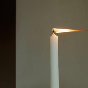 """candle no.10"", 2011, ca. 80x85cm, C-Print analog, 2+1 AP"