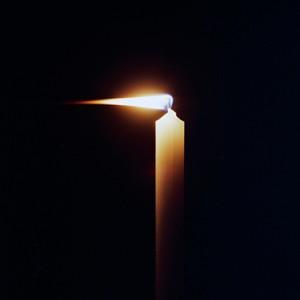 """candle no.13"", 2011, ca. 80x85cm, C-Print analog, 2+1 AP"