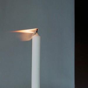 """candle no.2"", 2011, ca. 80x85cm, C-Print analog, 2+1 AP"