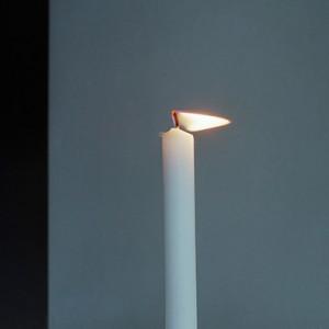 """candle no.6"", 2011, ca. 80x85cm, C-Print analog, 2+1 AP"
