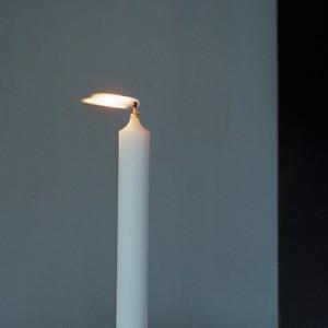 """candle no.7"", 2011, ca. 80x85cm, C-Print analog, 2+1 AP"