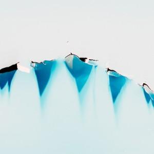 """SAWIII no.1"", 2013, ca. 70x100cm, photogram on colorfilm/C-Print, 2+1 AP"