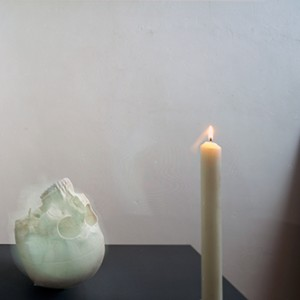 """skull and candle / after Gerhard Richter"", 2012, ca. 100x140cm, C-Print analog, 2+1 AP"