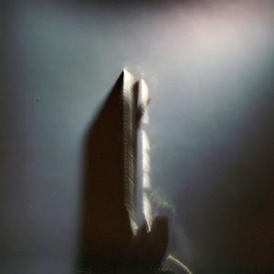 """""""KY no.11″, 2015, ca. 110x110cm, photogram on colorfilm/C-Print, 2+1 AP"""