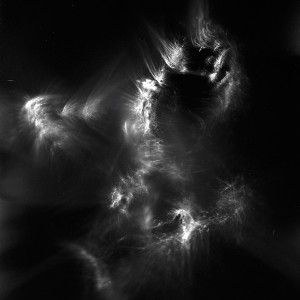 """Aquila III No.11″, 2016, ca. 120x90cm, photogram on colorfilm/C-Print analog, 2+1 AP"