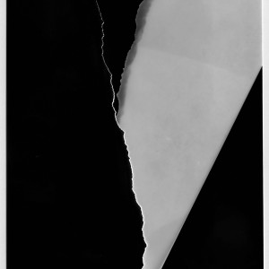 """The RESTRUCTION no.14″, 2017, ca. 140x100cm, Photogram / Fine Art Print, 2 +1 AP"