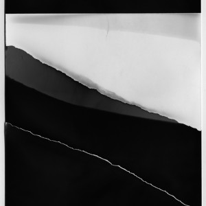 """The RESTRUCTION no.11″, 2017, ca. 140x100cm, Photogram / Fine Art Print, 2 +1 AP"