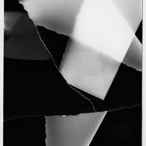 """The RESTRUCTION no.4″, 2017, ca. 140x100cm, Photogram / Fine Art Print, 2 +1 AP"