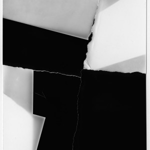 """The RESTRUCTION no.3″, 2017, ca. 140x100cm, Photogram / Fine Art Print, 2 +1 AP"