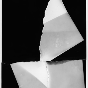 """The RESTRUCTION no.1″, 2017, ca. 140x100cm, Photogram / Fine Art Print, 2 +1 AP"