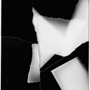 """The RESTRUCTION no.26″, 2017, ca. 140x100cm, Photogram / Fine Art Print, 2 +1 AP"