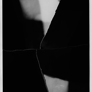 """The RESTRUCTION no.19″, 2017, ca. 140x100cm, Photogram / Fine Art Print, 2 +1 AP"