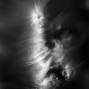 """SOL no.1″, 2018, ca. 130x100cm, photogram on colorfilm/C-Print analog, 2+1 AP"